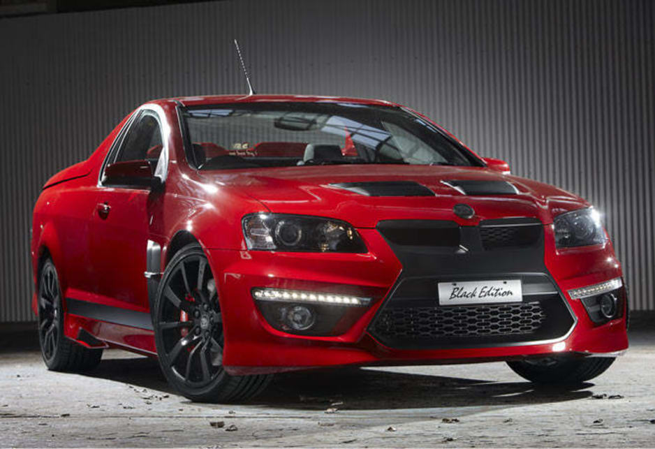 HSV Maloo R8 SV Black Edition