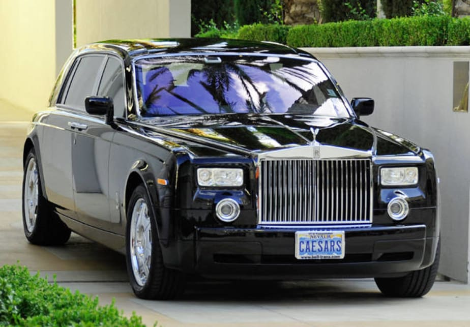 Rolls-Royce Phantom DH Coupe