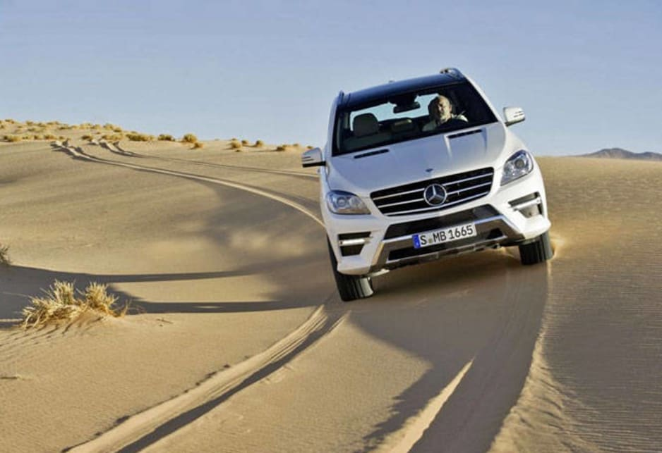 Mercedes-Benz ML