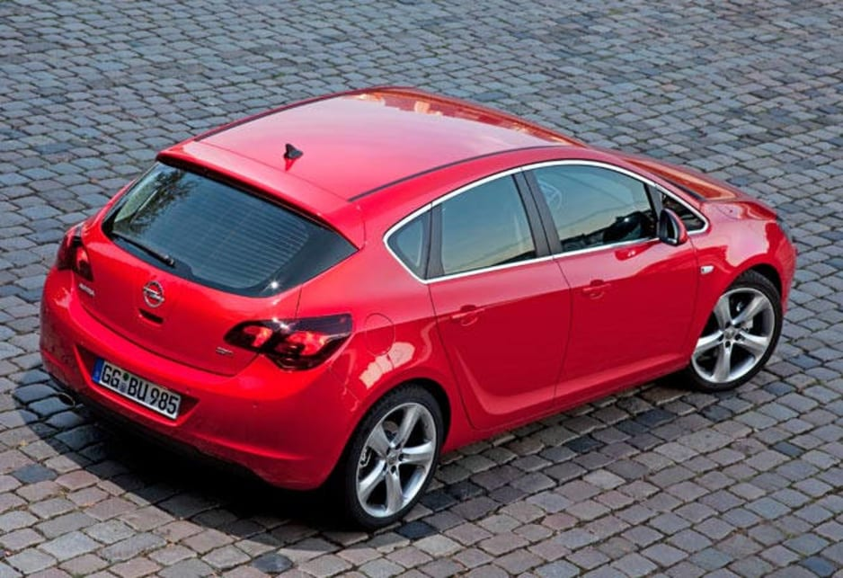 Opel cars are very well made, comfortable, safe and in German spec as tested, handle extremely well.