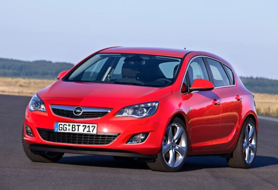 "Opel says pricing, which won't be known until closer to the mid-2012 launch date, will be ""very similar"" to the Volkswagen Golf."