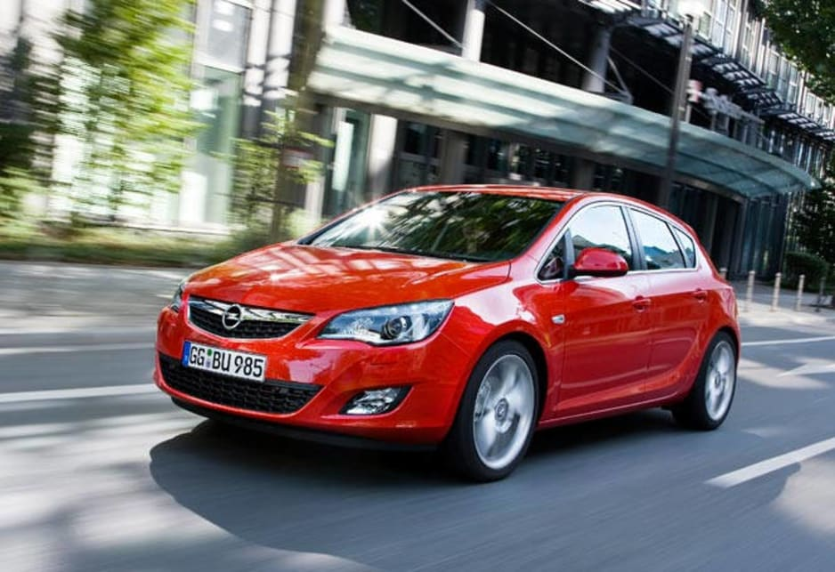 Get ready to learn all about Opel because the Astra returns along with sister models the Corsa, which you may remember as the Holden Barina, and the Vectra predecessor, the Insignia.