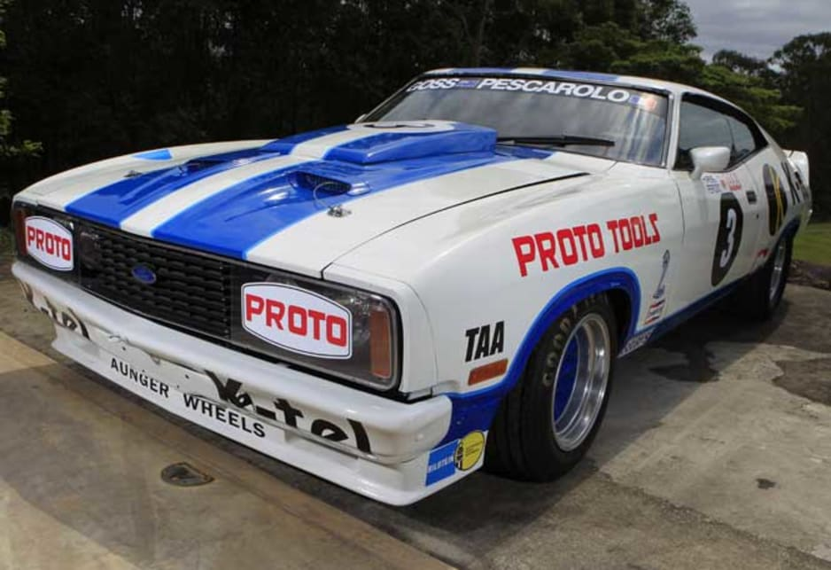Great Aussie V8