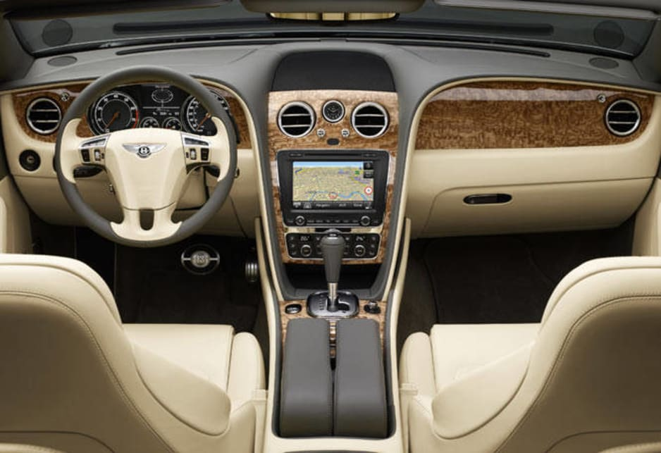 Bentley Continental 2012 Review | CarsGuide