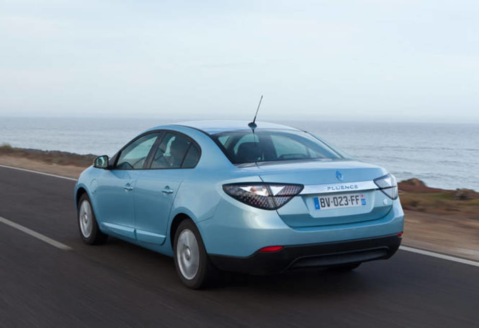 Renault says the Fluence EV will arrive in a single high-specced version priced under $40,000. But that doesn't include the cost of leasing the battery. Nor do we yet know if the cost will include charges for swapping batteries over, or how long the lease terms will be.
