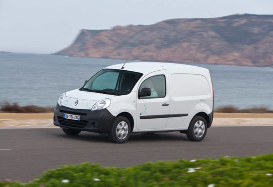 There's no indication yet of what the plug-in van's price point will be in Australia, where - despite a succession of governments braying endlessly about the environment -- we still don't look like getting any tax incentives to drive green.