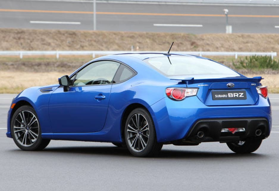The Subaru BRZ is part of a joint development with Toyota that also spawned the Toyota 86 Carsguide drove last week. Both companies had said the two models will be identical, but until Subaru spilled the beans we didn't know just how identical they were.