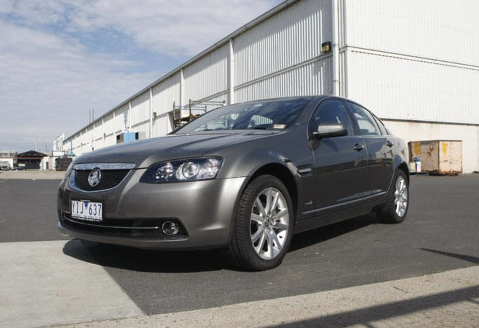 Holden Commodore Electric