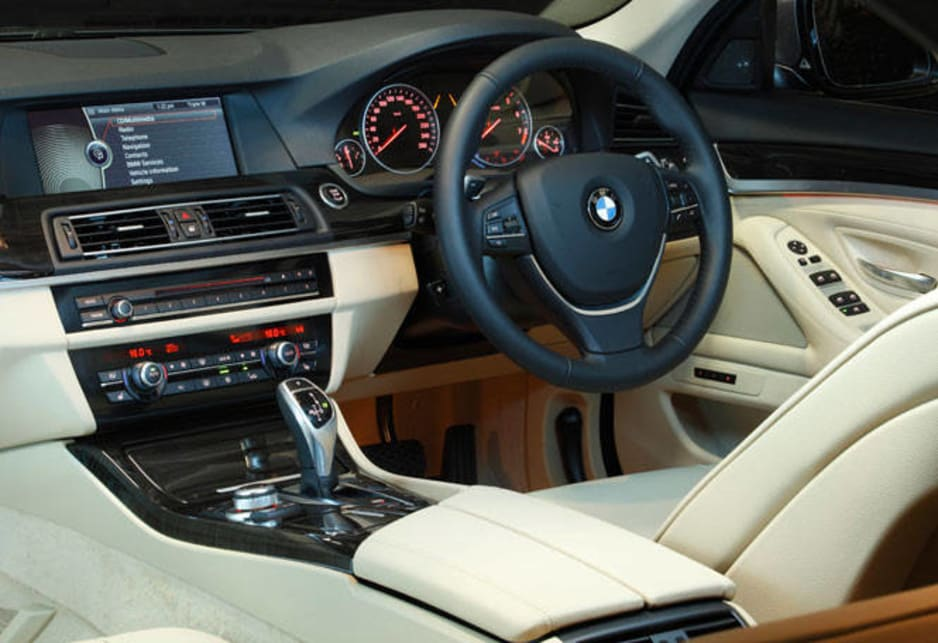 Bmw 520i 2012 Review Carsguide
