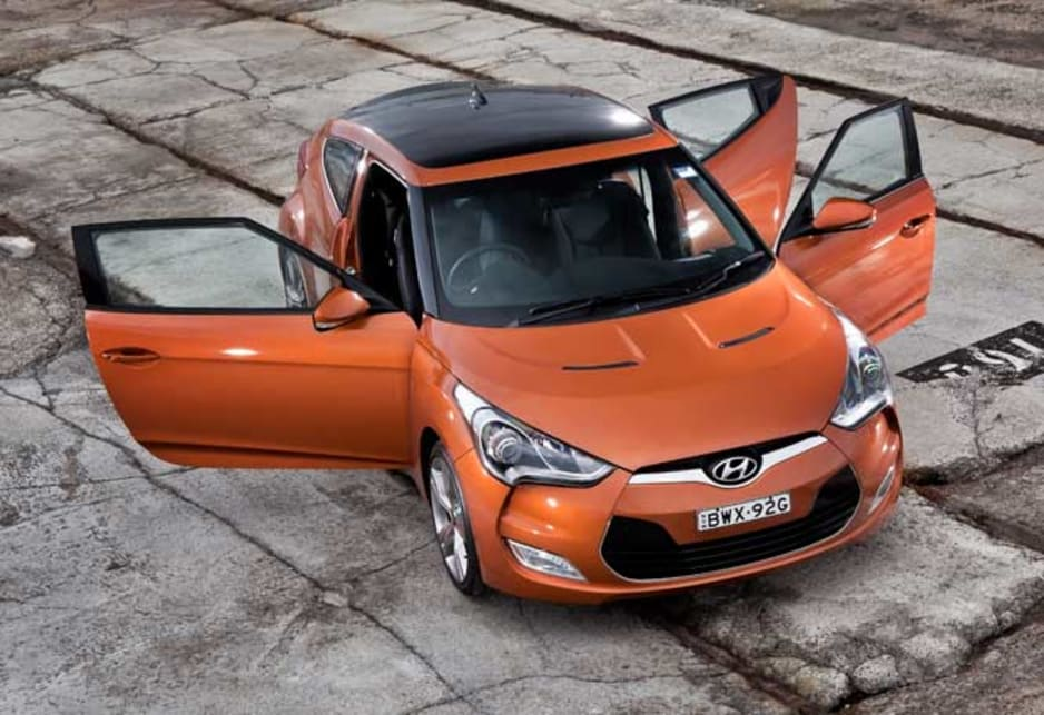 Under the bonnet is an all-new Hyundai Gamma 1.6-litre four-cylinder engine, the smallest Hyundai powerplant to use Petrol (Gasoline) Direct Injection (GDI), providing greater fuel efficiency and durability with reduced noise, vibration and harshness.