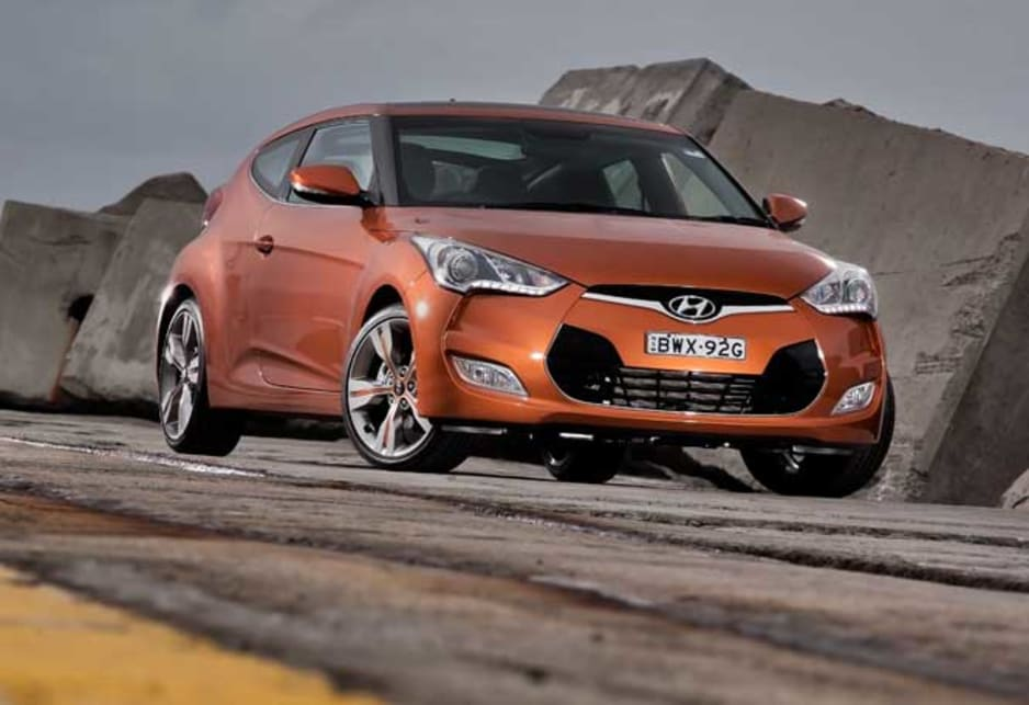 On a trip of predominantly highway driving the Veloster + test car recorded a low 5.4 litres per 100 kilometres, while on city commutes the best it came up with was the seven-plus mark.