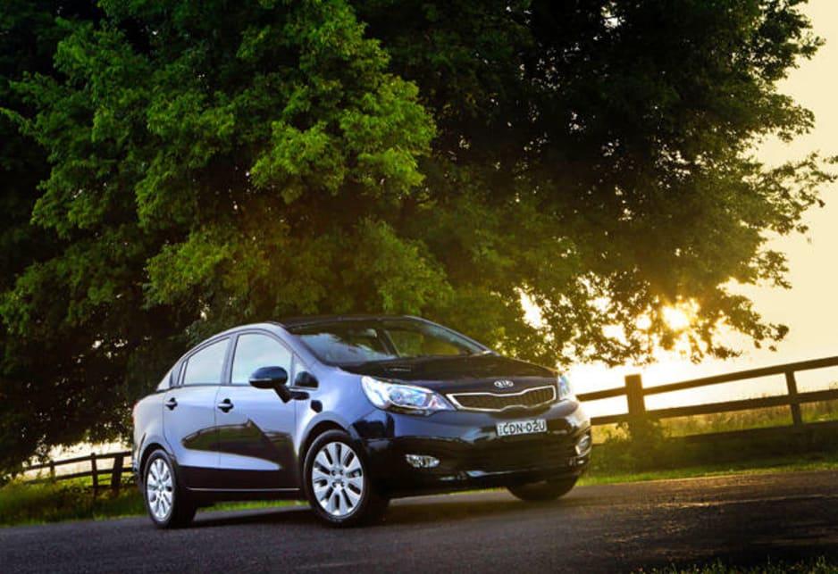 Kia Rio Si 2012 Review | CarsGuide