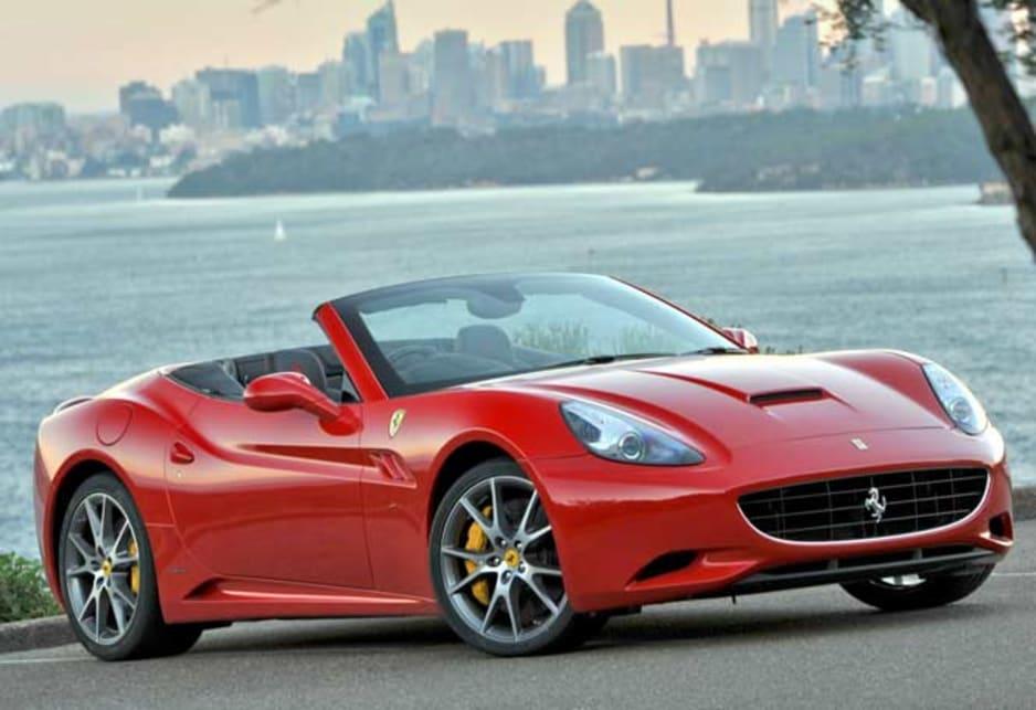 Ferrari California 2012 Review Carsguide