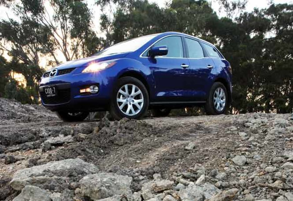 Used Mazda CX-7 review: 2006-2008 | CarsGuide