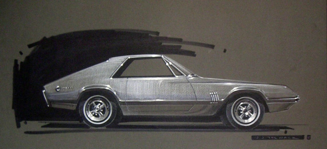 Ford Mustangs you never saw