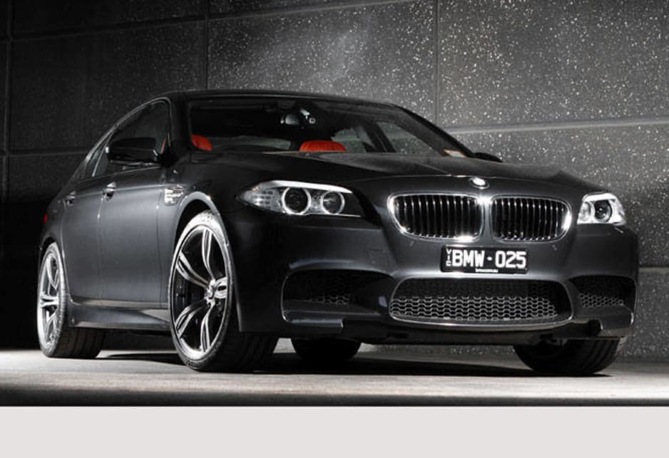 The M5 is large, luxurious and lithe in a way few cars can match.