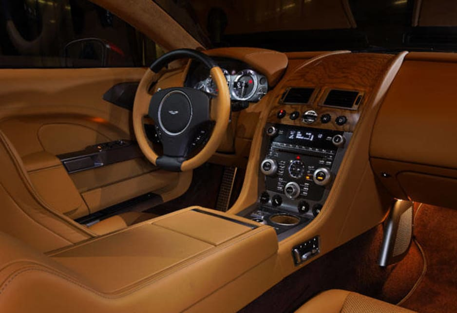 Aston Martin Rapide 2011 Review Carsguide