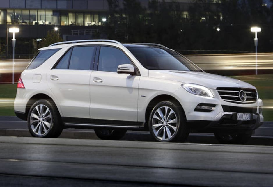 The Mercedes-Benz ML-Class is a textbook strategy – revised, refitted, re-engined and repriced to undercut the competition in the large SUV class.