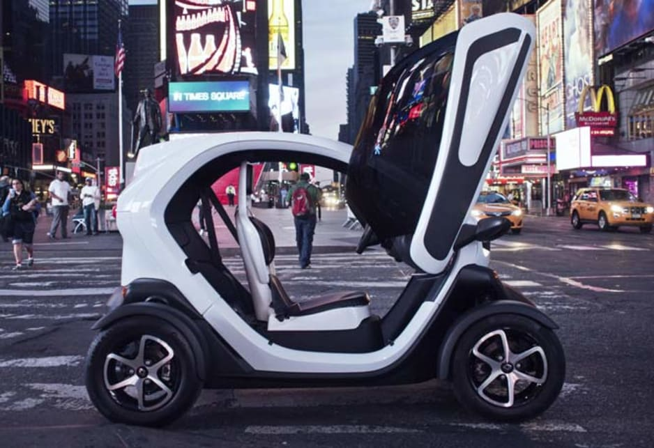 Renault Twizy Set To Go On Sale Car News Carsguide