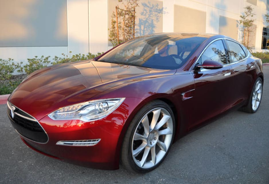 The Model S outperforms any other electric car available on range, yet is bigger and more practical.
