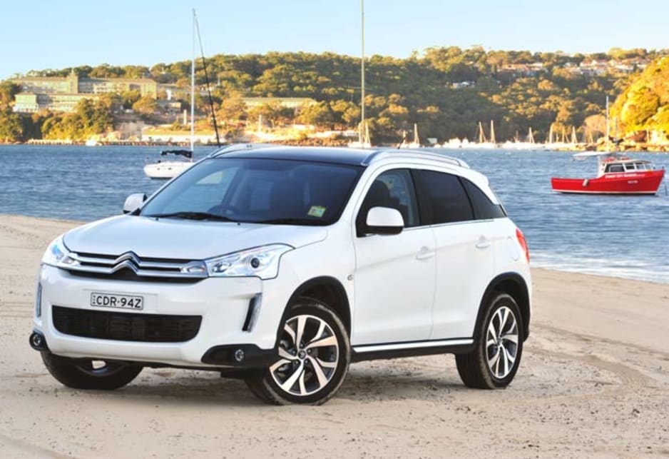 Arriving in July, the Citroen C4 AirCross is the same under the skin as Mitsubishi's ASX and the new Peugeot 4008 and it rolls of the same Japanese production line.