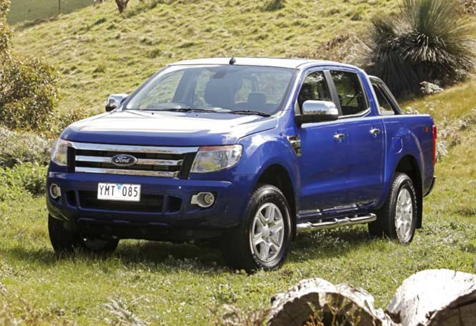 That aside, the Ranger shows why the 4WD ute market continues to grow. The turbodiesel's 470Nm makes it a responsive drive from 10-110km/h.