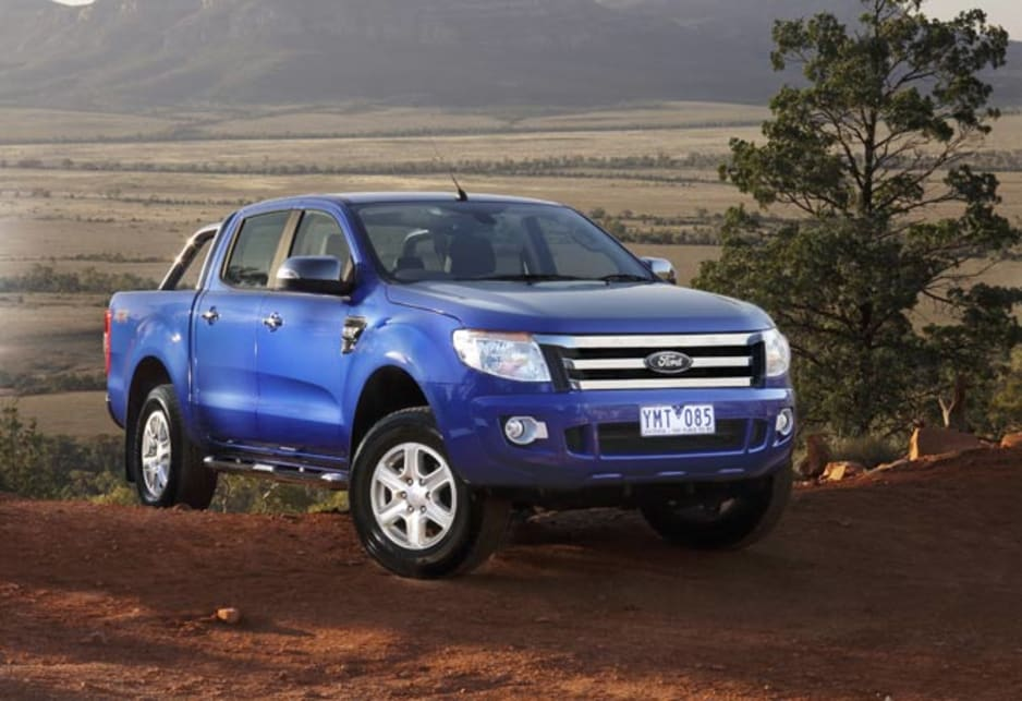 Looks are subjective but for mine the Ranger is the best-looking 4WD ute on the block. The purposeful lines cover an equally capable interior that has enough refinement to satisfy most private buyers and still cope with a solid weekday workout.