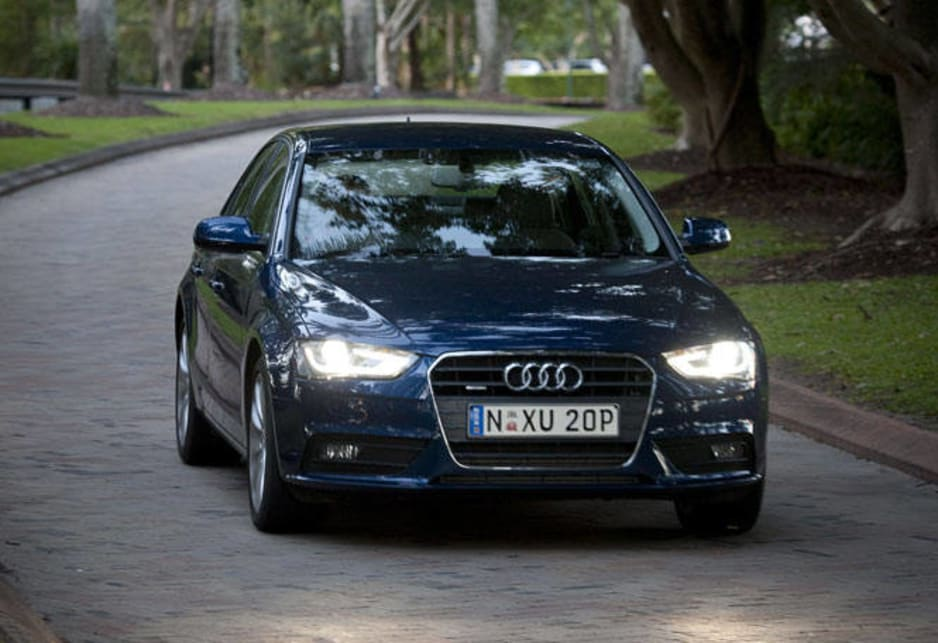 Audi trails the other Germans with 'only' 14 versions of the A4, including nine sedans, and a starting price of $53,000 for the 2.0 TDI running to $95,300 for the 3.2 FSI quattro. There are seven Lexus IS sedans and three convertibles with prices ranging from $55,800 for the 250 Prestige up to $81,300 for the 350 Sports Luxury.