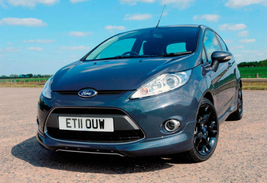 Ford Fiesta adds hot Metal version.