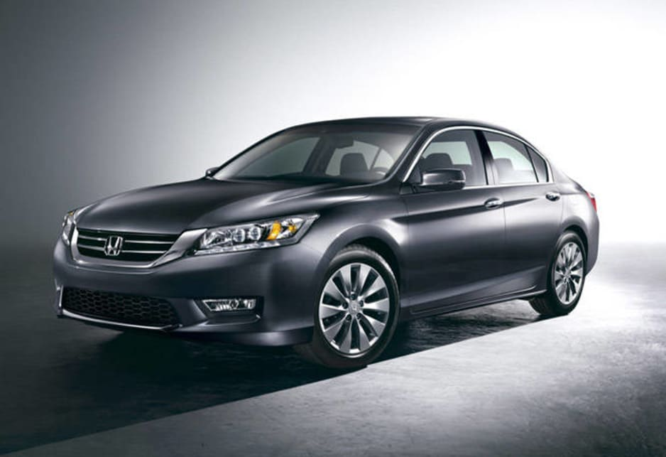 Honda has issued photos of the new Accord sedan we'll see here – and the coupe we won't.