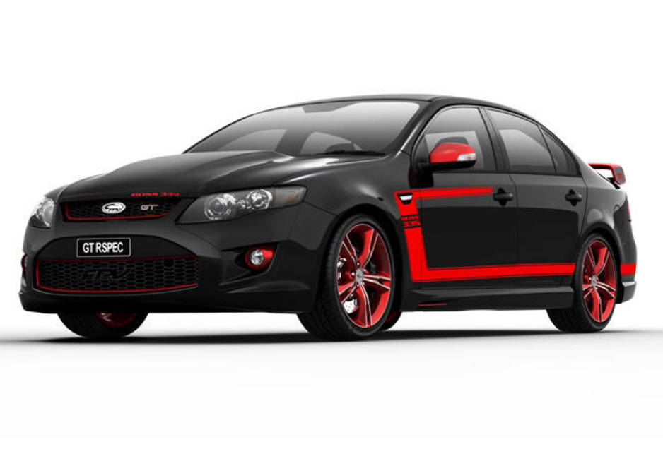 Fpv Gt R Spec Is Fastest Ever Falcon Car News Carsguide