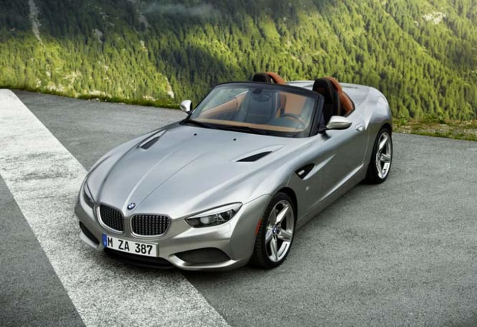 BMW says the positive response to the Zagato Coupe prompted a swift decision to produce the Roadster – with just six weeks of build time after the design was finalised.