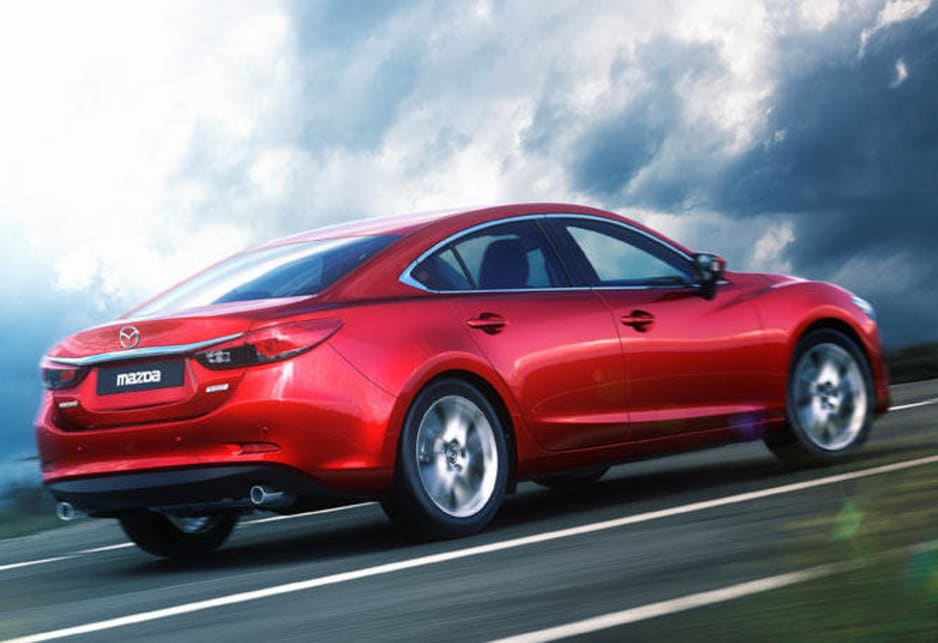 Unveiled early this morning at the Moscow motor show, the third generation Mazda6 could prove as bracing a tonic as its forebear. Then, just as now, the Mazda6's segment was dominated by staidly middle class cardigan cars.