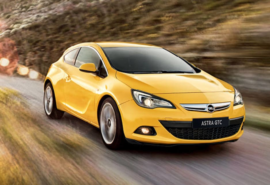 Long-time Australian favourite, Astra - think Barina - is back for business as Opel sets up shop down under.