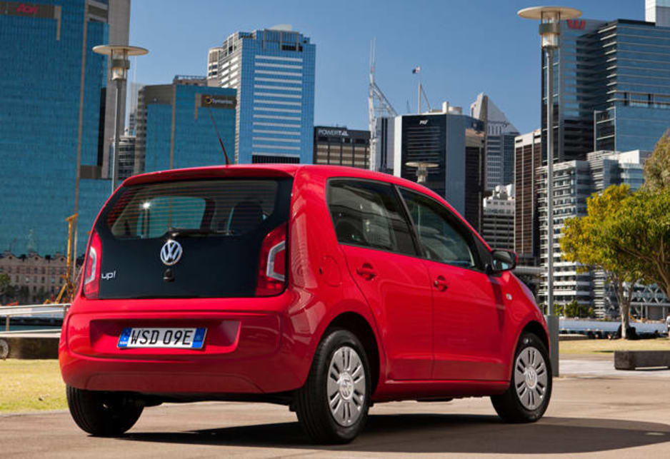 Volkswagen Up! 2013 Review | CarsGuide