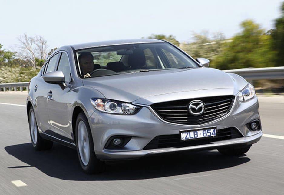 Mazda 6 Sport >> Mazda 6 Sport 2013 Review Carsguide