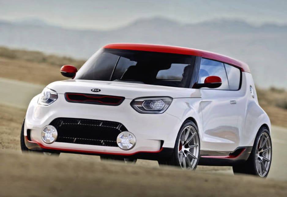 Unveiled at February's Chicago Auto Show, it points towards the next generation of styling theme for Kia and perhaps the next Soul.