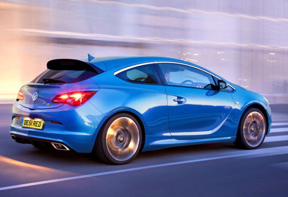 Standard Astra features includes full iPod integration, USB input, voice control, alloy wheels and cruise control.