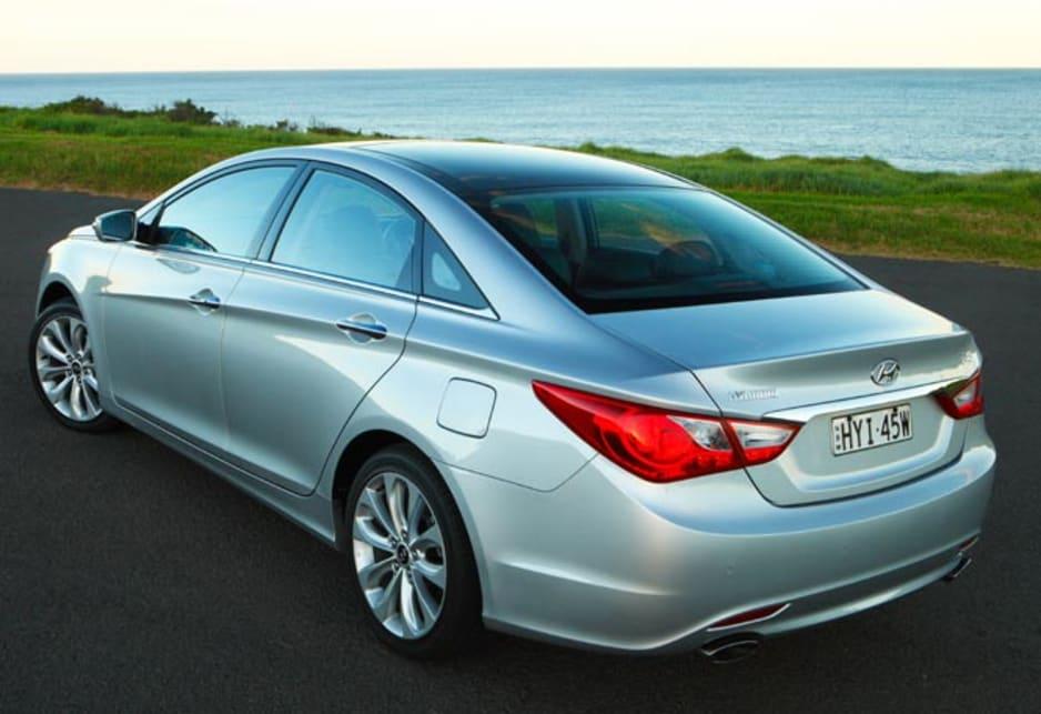 Hyundai Sonata To Be I45 Car News Carsguide
