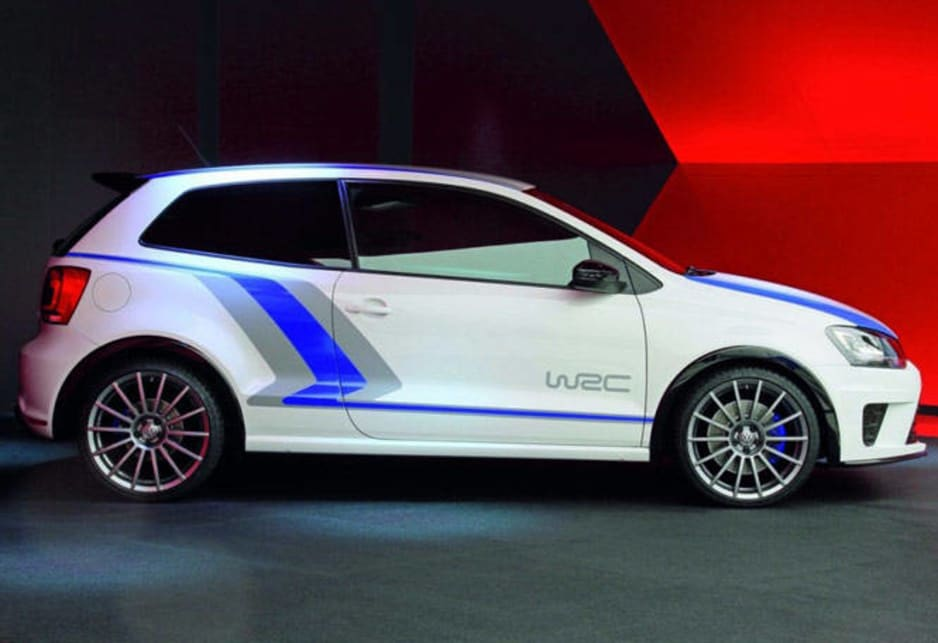 Essentially it's a road-going version of its Polo WRC car.