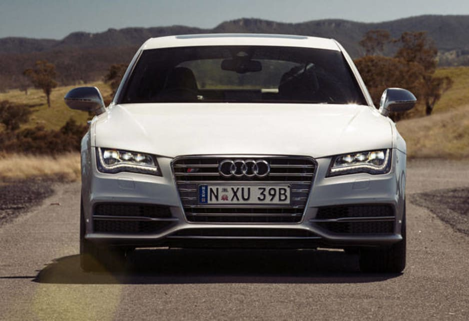 The Audi S7 Sportback is priced from $179,900.