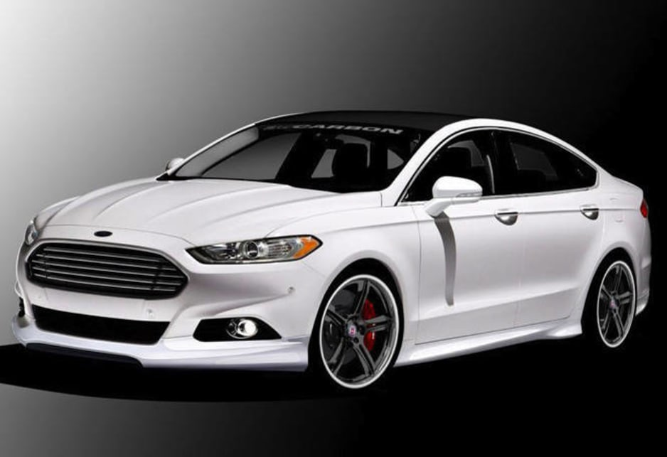 Ford Fusion SEMA concept by 3dCarbon.