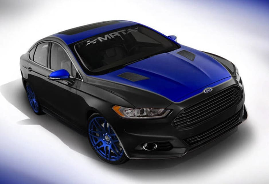 Ford Fusion SEMA concept by MRT.