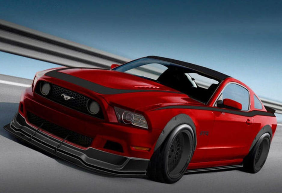 Ford Mustang GT by Mothers, Autosport Dynamics and RTR.