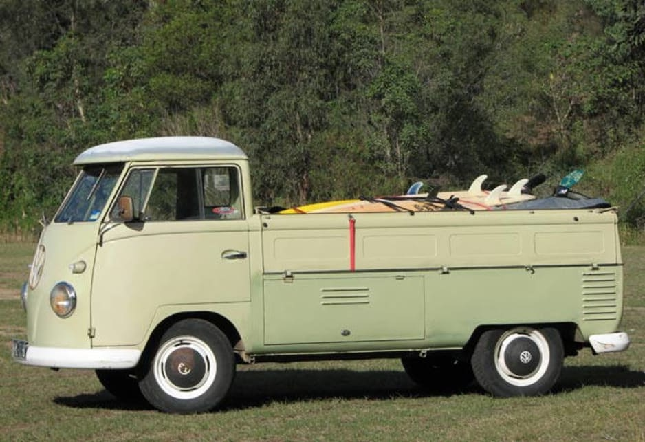 The single-cab ute had a tray so large it made Holdens and Fords look like they'd simply put the ashtray out the back.