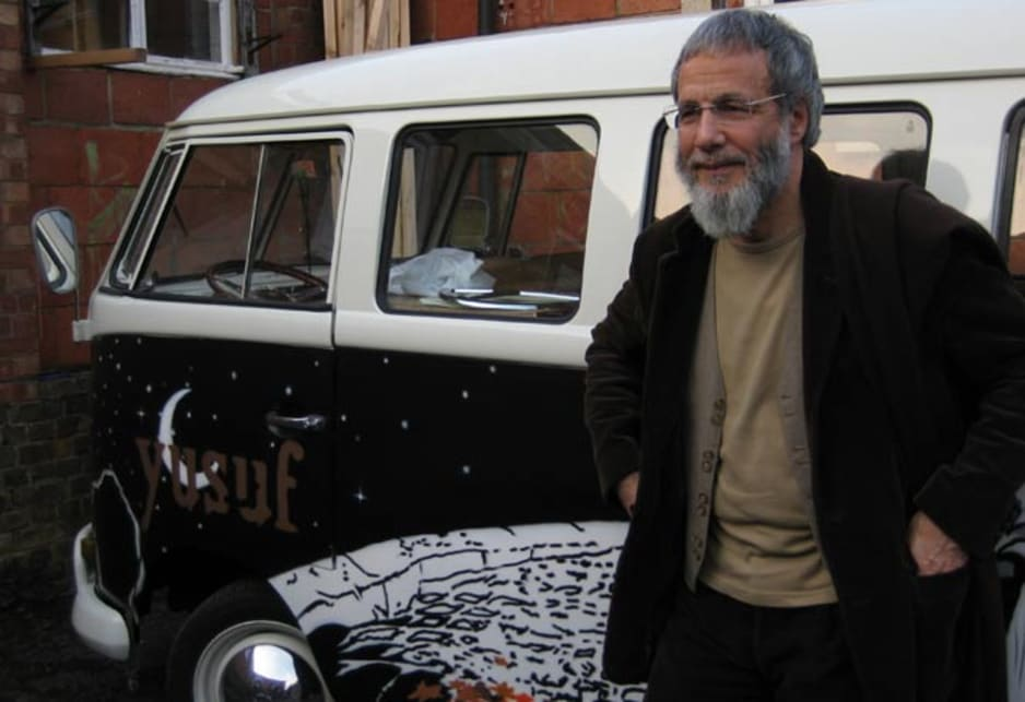 Yusuf Islam ( the artist formerly known as 1970s megastar Cat Stevens) still tours in one. Photo: Charles Miranda