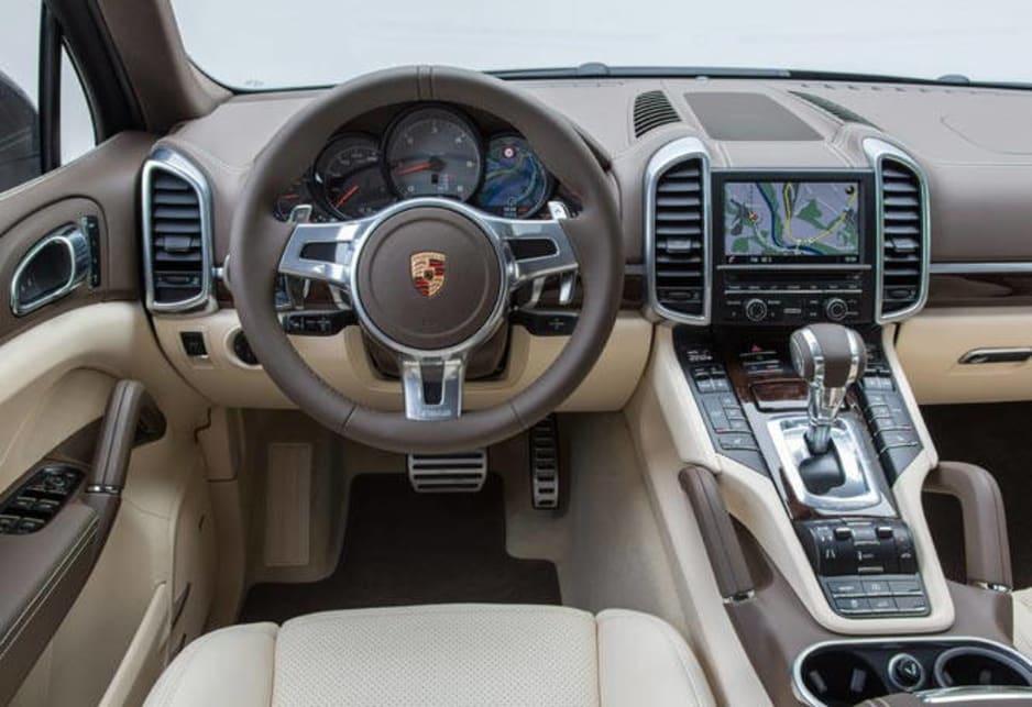 Porsche Cayenne 2012 Review Carsguide