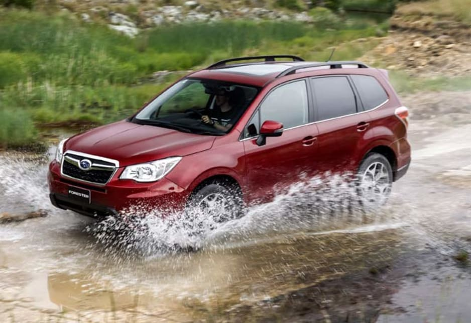 Subaru Forester 2 5i-L 2013 review | CarsGuide