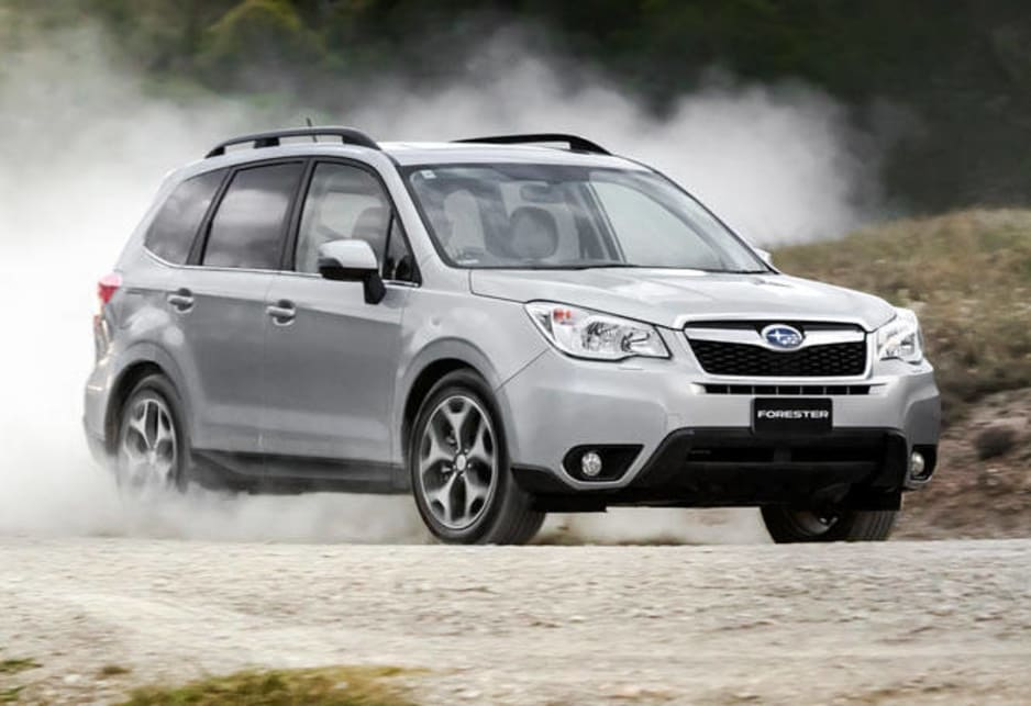 2014 Subaru Forester 2 0i | new car sales price - Car News
