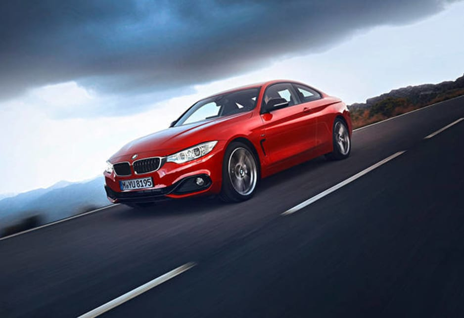The base 420i won't be available until March when a sharp $69,500 price should earn it plenty of custom. The same engine in the 3 Series is more than capable, with 135kW/270Nm.